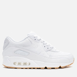 Мужские кроссовки Nike Air Max 90 Leather PA White/Gum Light Brown фото- 0