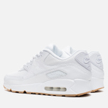 Мужские кроссовки Nike Air Max 90 Leather PA White/Gum Light Brown фото- 2