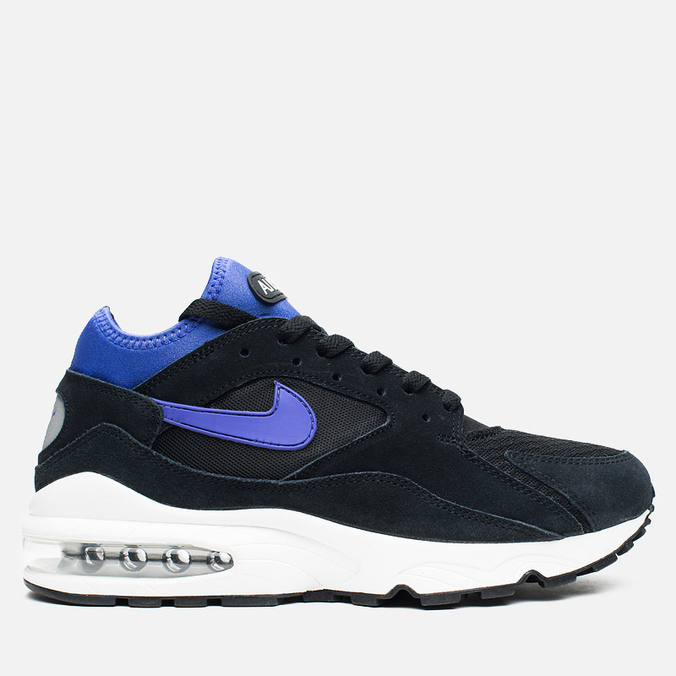 best sneakers 1399f 42f9d ... hot nike air max 93 black persian violet 5a034 68248 ...