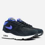 Мужские кроссовки Nike Air Max 93 Black/Persian Violet фото- 1