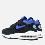Мужские кроссовки Nike Air Max 93 Black/Persian Violet фото- 2