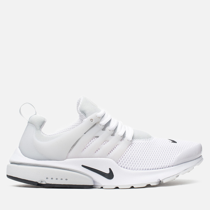 Мужские кроссовки Nike Air Presto BR QS White