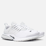 Nike Air Presto BR QS Sneakers White photo- 1