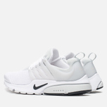 Nike Air Presto BR QS Sneakers White photo- 2