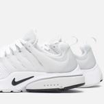Nike Air Presto BR QS Sneakers White photo- 7