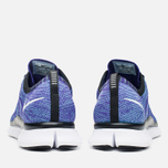 Мужские кроссовки Nike Free Flyknit NSW Court Purple/White/Blue фото- 3