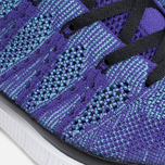 Мужские кроссовки Nike Free Flyknit NSW Court Purple/White/Blue фото- 5