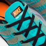Мужские кроссовки Nike Free Flyknit NSW Hyper Jade/White фото- 6
