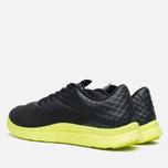Мужские кроссовки Nike Free Hypervenom Low Black/Volt фото- 2