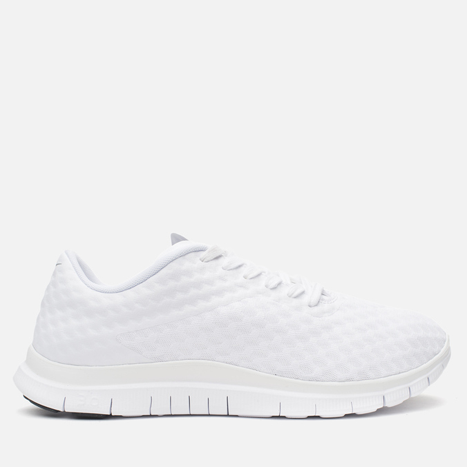 Nike Free Hypervenom Low Men's Sneakers White