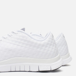 Nike Free Hypervenom Low Men's Sneakers White photo- 5