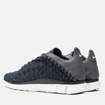 Мужские кроссовки Nike Free Inneva Woven Anthracite/White/Dark Grey фото- 2