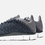 Мужские кроссовки Nike Free Inneva Woven Anthracite/White/Dark Grey фото- 7