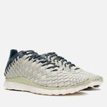Мужские кроссовки Nike Free Inneva Woven Light Stone/Classic Charcoal/Sail/Polar фото- 1