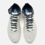 Мужские кроссовки Nike Free Inneva Woven Light Stone/Classic Charcoal/Sail/Polar фото- 4