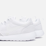 Мужские кроссовки Nike Roshe One BR White/Wolf Grey фото- 7