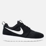 Мужские кроссовки Nike Rosherun BR Black/White фото- 0
