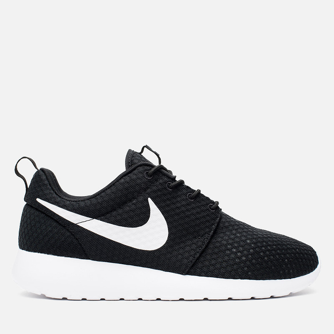 Мужские кроссовки Nike Rosherun BR Black/White