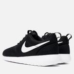Мужские кроссовки Nike Rosherun BR Black/White фото- 2