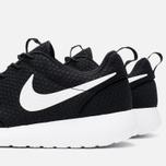 Мужские кроссовки Nike Rosherun BR Black/White фото- 7