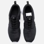 Мужские кроссовки Nike Rosherun BR Black/White фото- 4