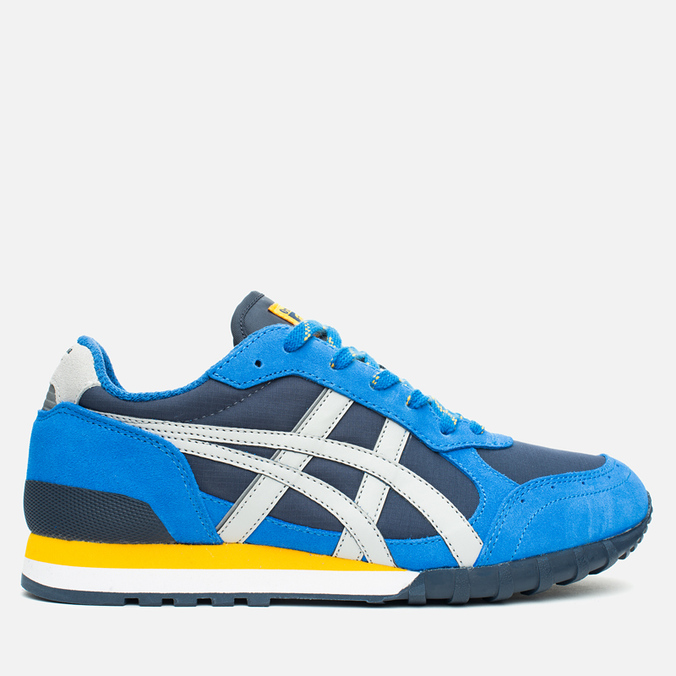 Мужские кроссовки Onitsuka Tiger Colorado 85 Navy/Soft Grey