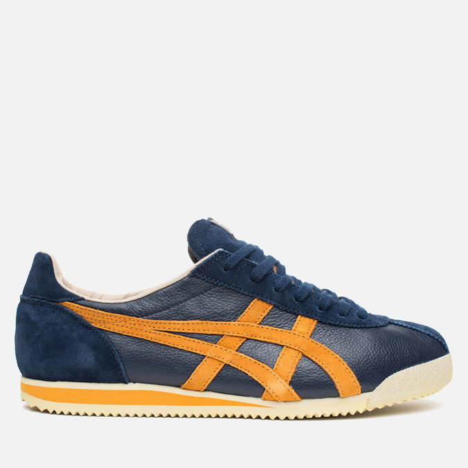 Onitsuka Tiger Tiger Corsair Vin Sneakers Navy/Tan