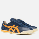 Onitsuka Tiger Tiger Corsair Vin Sneakers Navy/Tan photo- 1
