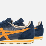 Onitsuka Tiger Tiger Corsair Vin Sneakers Navy/Tan photo- 5