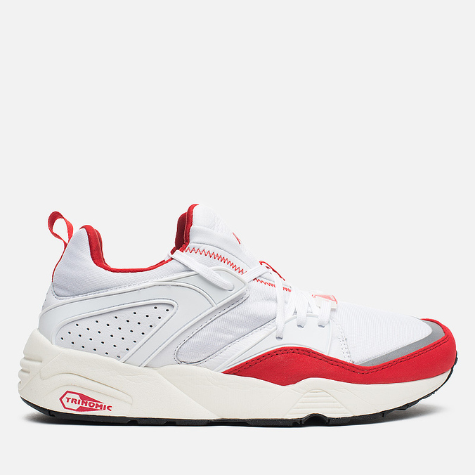 Кроссовки Puma Blaze Of Glory Primary Pack White/High Risk Red