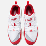 Кроссовки Puma Blaze Of Glory Primary Pack White/High Risk Red фото- 4