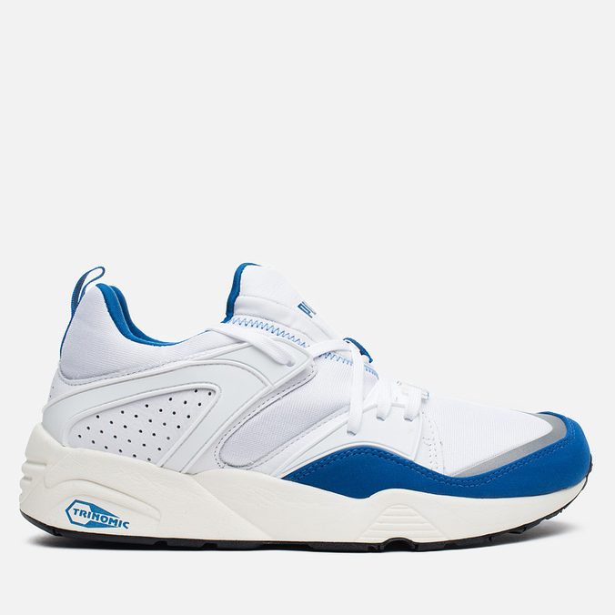 Кроссовки Puma Blaze Of Glory Primary Pack White/Snorkel Blue