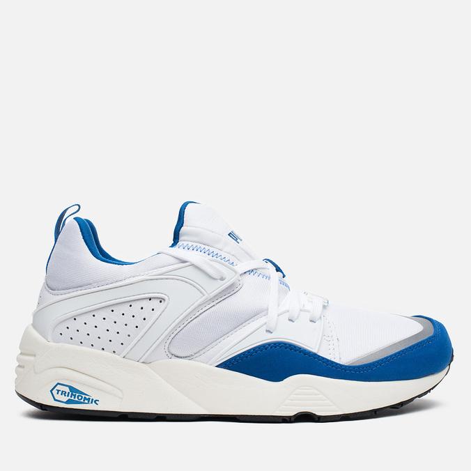 Puma Blaze Of Glory Primary Pack Sneakers White/Snorkel Blue