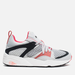 Мужские кроссовки Puma Blaze Of Glory Trinomic Crackle Pack Gray/Violet фото- 0