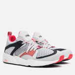 Мужские кроссовки Puma Blaze Of Glory Trinomic Crackle Pack Gray/Violet фото- 1