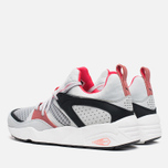 Мужские кроссовки Puma Blaze Of Glory Trinomic Crackle Pack Gray/Violet фото- 2