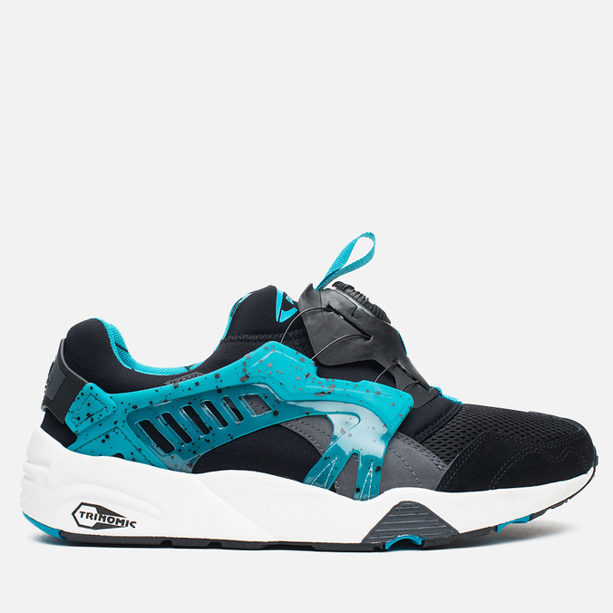 Мужские кроссовки Puma Disc Blaze Coastal Black/Dark Shadow