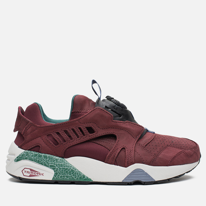 Мужские кроссовки Puma Disc Blaze Crackle Pack Zinfandel