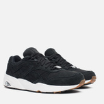 Кроссовки Puma R698 Perforated Pack Black/Whisper White фото- 1