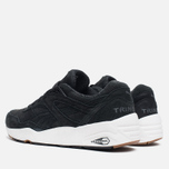 Кроссовки Puma R698 Perforated Pack Black/Whisper White фото- 2