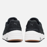 Кроссовки Puma R698 Perforated Pack Black/Whisper White фото- 3