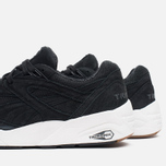 Кроссовки Puma R698 Perforated Pack Black/Whisper White фото- 7