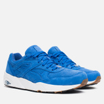 Puma R698 Perforated Pack Sneakers Strong Blue/Whisper White photo- 1