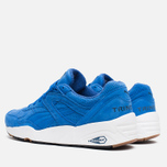 Puma R698 Perforated Pack Sneakers Strong Blue/Whisper White photo- 2