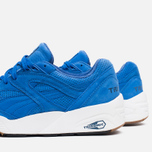 Puma R698 Perforated Pack Sneakers Strong Blue/Whisper White photo- 7