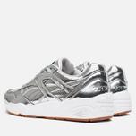 Кроссовки Puma x Alife R698 Trinomic Silver/White фото- 2