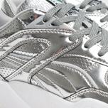 Кроссовки Puma x Alife R698 Trinomic Silver/White фото- 5