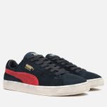 Кроссовки Puma x Alife Suede Whisper Black/Amazon фото- 1