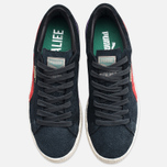 Кроссовки Puma x Alife Suede Whisper Black/Amazon фото- 4