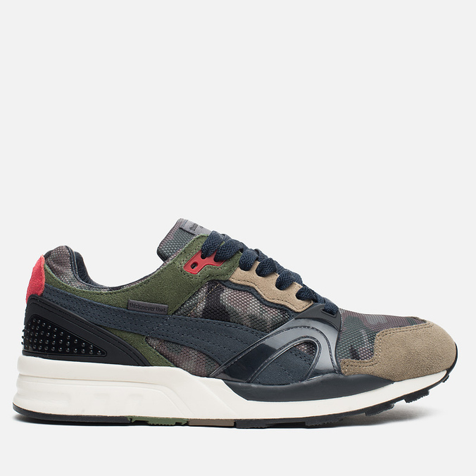 Мужские кроссовки Puma x thisisneverthat Trinomic XT2 + Seoul Camo Chocolate Chip/Ebony